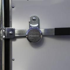 Hidden Shackle Padlocks Or Hockey Puck Locks Master Locks