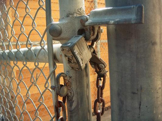 Perimeter Security Locks Master Locks