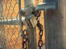 Master Lock Fence Gate Sav-Lok