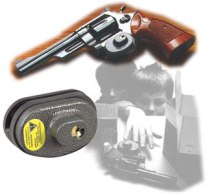 Master Locks Gun Locks No. 90 KADSPT