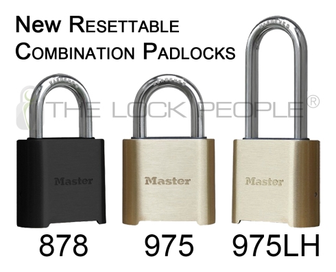 Master Lock 878 975 975LH