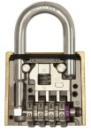 Master Lock 975 cutaway