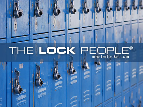 The Lock People® MasterLocks.com Locker Locks