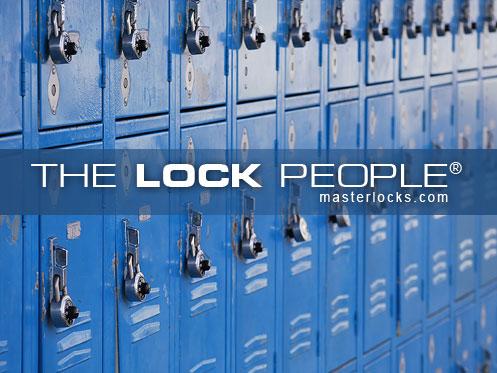 The Lock People® MasterLocks.com Locker Locks