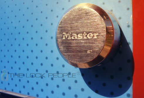Master Lock No. 6271 ProSeries® Hidden Shackle Padlock - Photo Booth - #LocksInTheWild 2012 - Photo by Lita N.