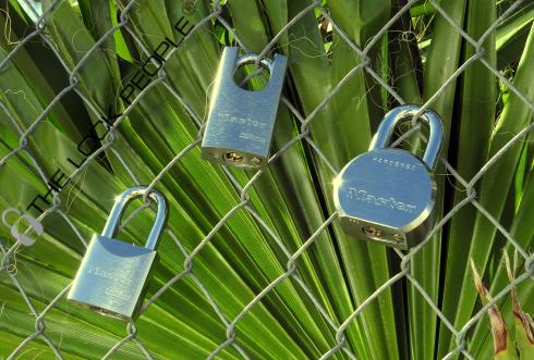 Master Lock ProSeries® Solid Steel Padlocks