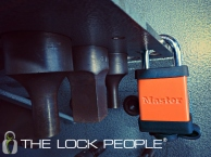 The Master Lock® ProSeries® Solid Aluminum Master Lock No. 6835
