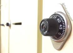 Master Lock No.1630 Locker Lock