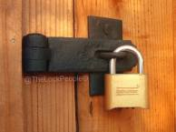 Master Lock No. 175 Resettable Combination Padlocks