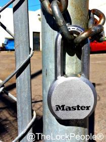 Master Lock No. M930XDLHHC Magnum® Solid Steel Padlock