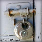 Master Lock No. 40KADPF Keyed Alike Shrouded Discus Padlocks