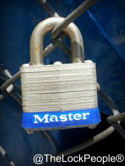 Master Lock Laminated Steel Padlock