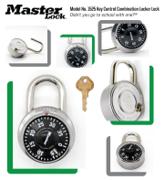 Master Lock No. 1525